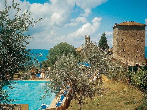 Castello di Ristonchi ~ RA34101 - Image 1 - Pelago - rentals