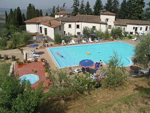 Villa Grassina ~ RA34093 - Image 1 - Pelago - rentals