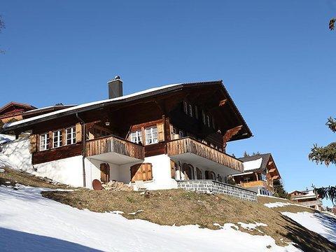 Sonnige Matte ~ RA9863 - Image 1 - Schönried - rentals