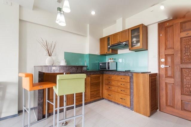 Fully fledged kitchen - Lovely studio charming & efficient, nice home base - Chiang Mai - rentals