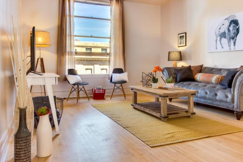 Modern, bright & light downtown Boise condo with great city views! - Image 1 - Boise - rentals