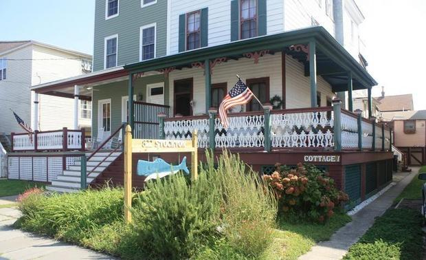 822 Stockton Unit 2 102313 - Image 1 - Cape May - rentals