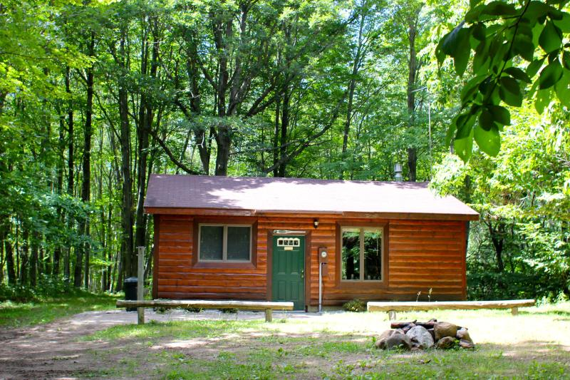 Aubert Den Private Cabin - Image 1 - Irons - rentals