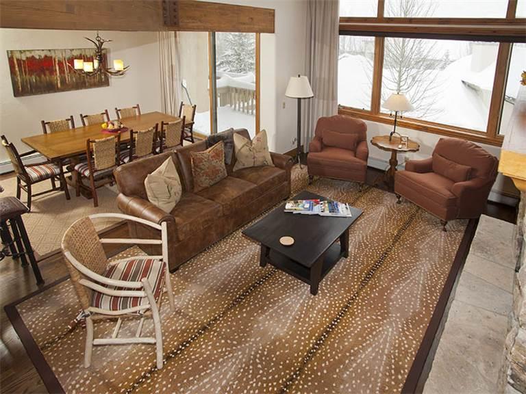 Aspens #3 - Image 1 - Beaver Creek - rentals