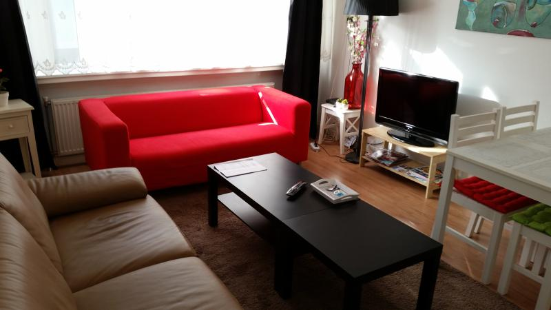livingroom - Holiday Apartment West-Center Dani's Place. - Amsterdam - rentals