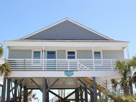 Beach Inn Bungalow - Image 1 - Garden City Beach - rentals