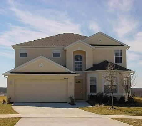 5 bedroom private pool home with stunning views on the Highlands Reserve golf course! HCD533 - Image 1 - Davenport - rentals