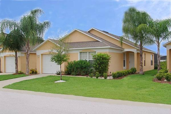 Lovely 3 bedroom Southern Dunes home. KOM2889 - Image 1 - Haines City - rentals