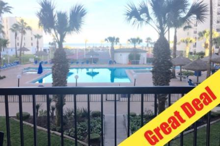 Saida Towers III 2 Bedroom Condo #3204 - Image 1 - South Padre Island - rentals