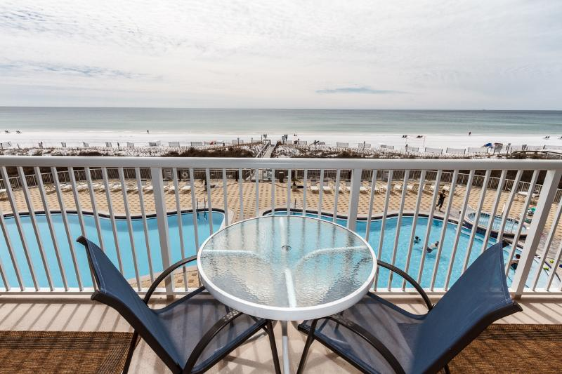 """Summer Place Unit 305"" Georgeous Gulf front Unit! Newly refurbished for 2015 - Image 1 - Fort Walton Beach - rentals"