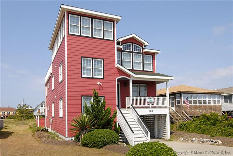 The Painted Lady - Image 1 - Kitty Hawk - rentals