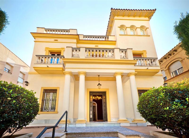 Facade - Villa Victoria Barcelona!!! - Barcelona - rentals