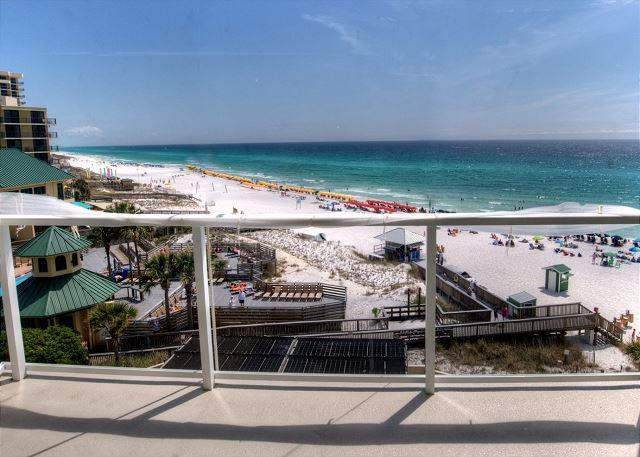 Vacation at the 'Starfish Hideaway'- 2b/1b condo on the 6th floor Avail. Now! - Image 1 - Sandestin - rentals