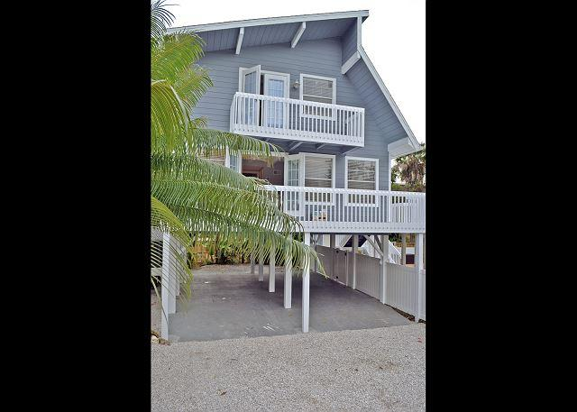 Coastal Siesta Key Vacation Rental Home W/ Heated Pool and Beach Access - Image 1 - Siesta Key - rentals