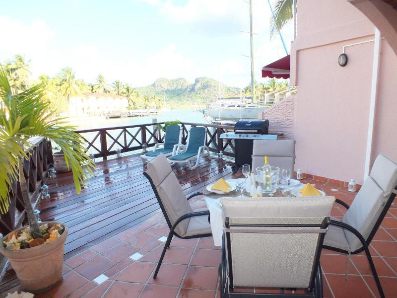 228F, Villa South Finger, Jolly Harbour - Image 1 - Jolly Harbour - rentals