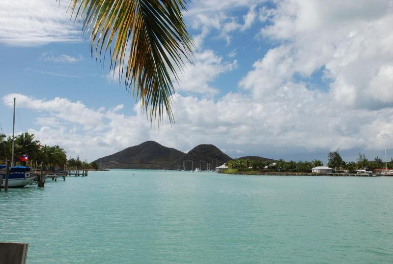 241D, Villa on South Finger, Jolly Harbour, Antigua - Image 1 - Jolly Harbour - rentals