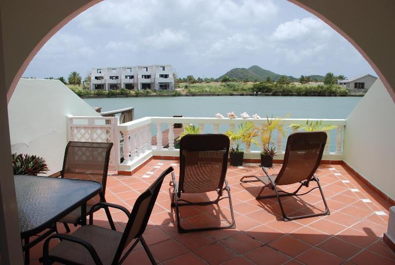 329D Villa Sundowner, North Finger, Jolly Harbour - Image 1 - Jolly Harbour - rentals