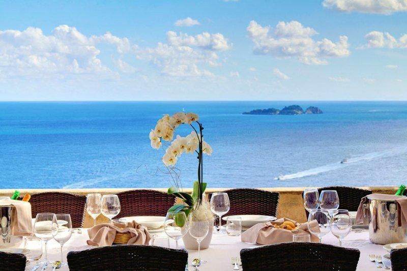 Staffed Villa Palazzo Festa Positano Amalfi Coast - Image 1 - Positano - rentals