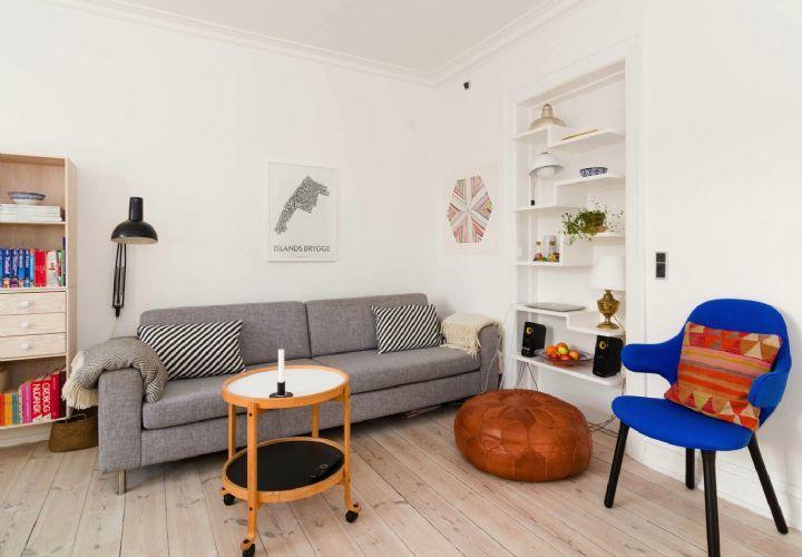 Njalsgade Apartment - Lovely homely Copenhagen apartment at Islands Brygge - Copenhagen - rentals
