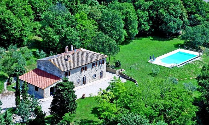 Casa di Meo - Image 1 - Volterra - rentals