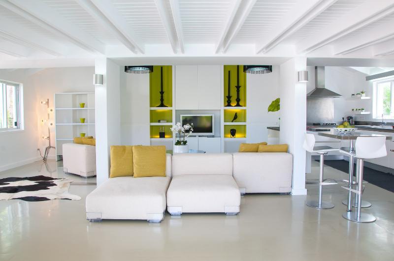 Villa Burka - St Barth - Villa Bruka - Saint Barthelemy - rentals