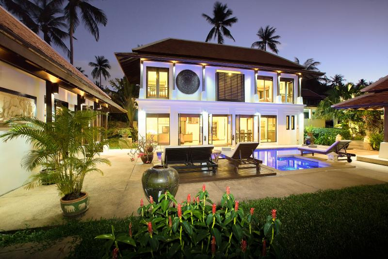 Big Buddha Beach Pool Villa - Big Buddha Beach Pool Villa - walk to the beach - Bophut - rentals