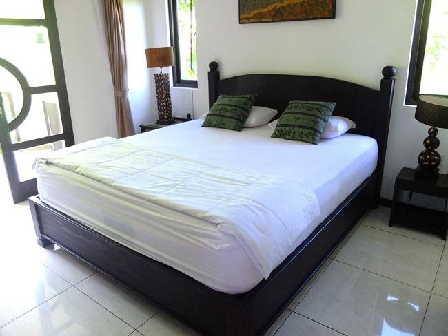 Comfortable bed - Luxury Apartment in Green area of Seminyak - Kuta - rentals