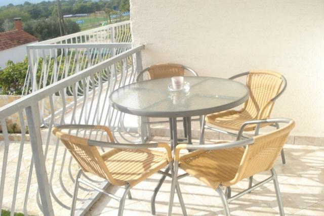 A3(2+2): balcony - 00905BIOG  A3(2+2) - Biograd - Biograd - rentals