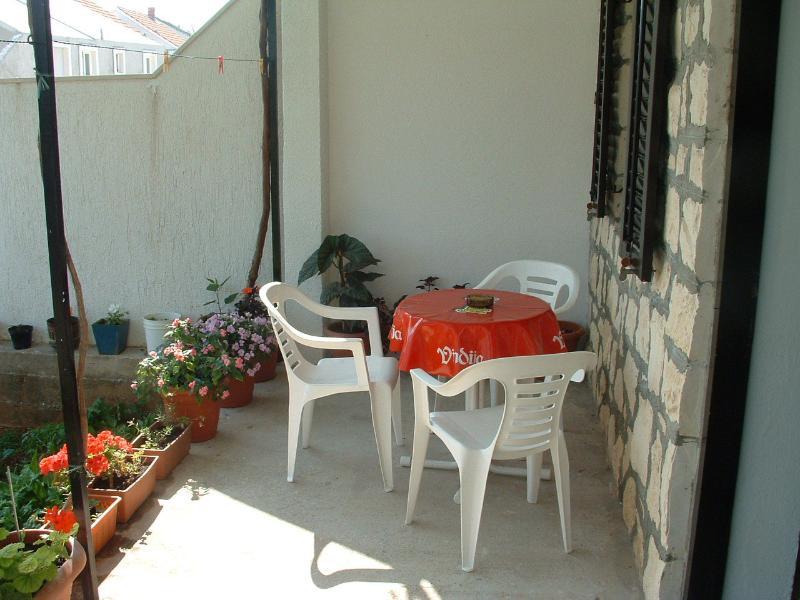 SA3(2+1): garden terrace - 00701BOL SA3(2+1) - Bol - Bol - rentals