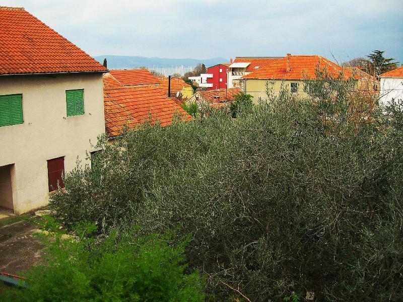 A1(4+1): balcony view - 01405BIOG A1(4+1) - Biograd - Biograd - rentals