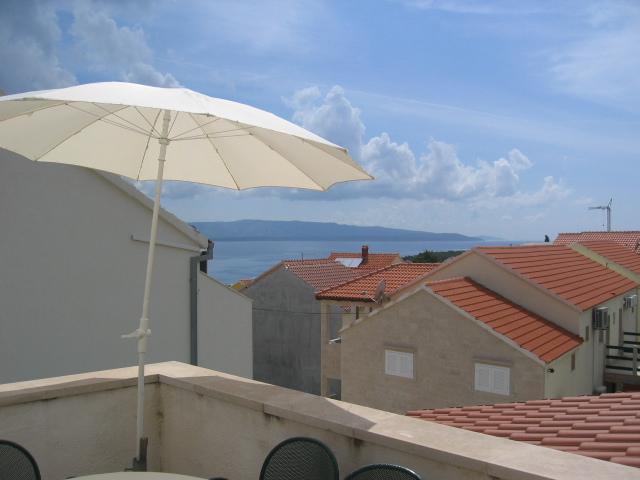 A2(2+2): terrace view - 2252 A2(2+2) - Bol - Bol - rentals