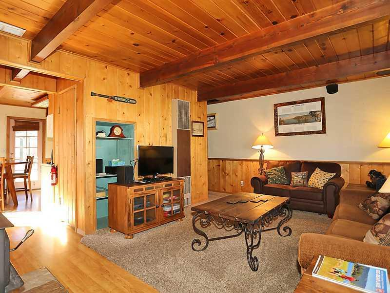 Cozy Cabin with Hot Tub - Image 1 - Big Bear City - rentals