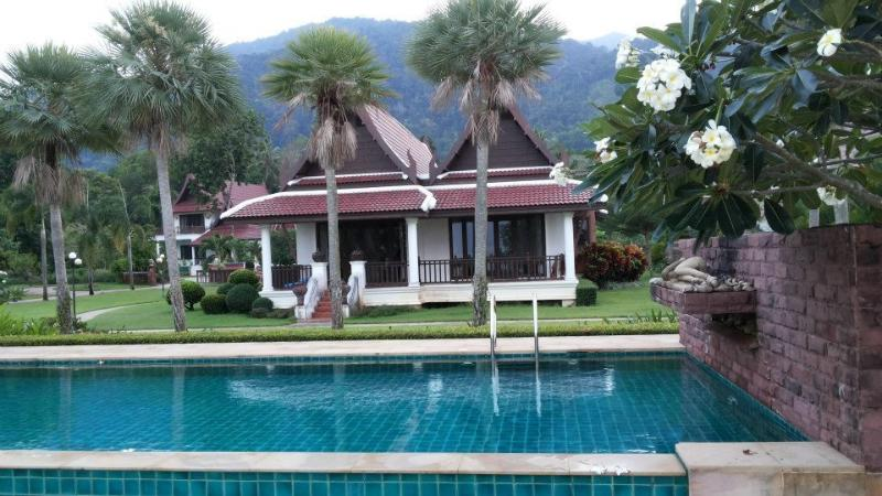 Gardenia is our own personal home, which we rent sometimes. It has a private pool & is on the ocean - Koh Chang Ocean Front Home - Koh Chang - rentals