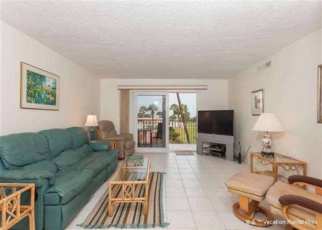 Beach & Tennis 201, 3 Bedrooms, Oceanfront Condo - Image 1 - Saint Augustine - rentals