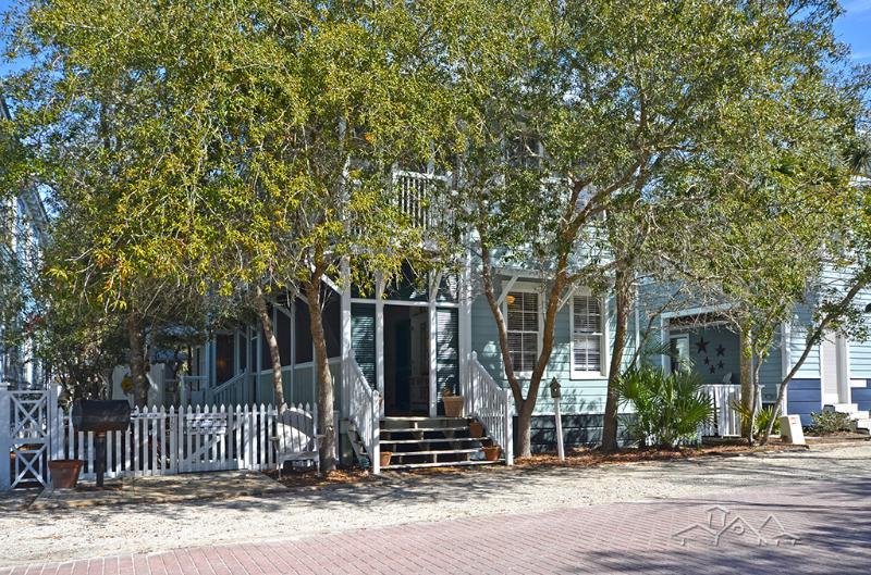 Exterior view - Sandy Toes - Seaside - rentals