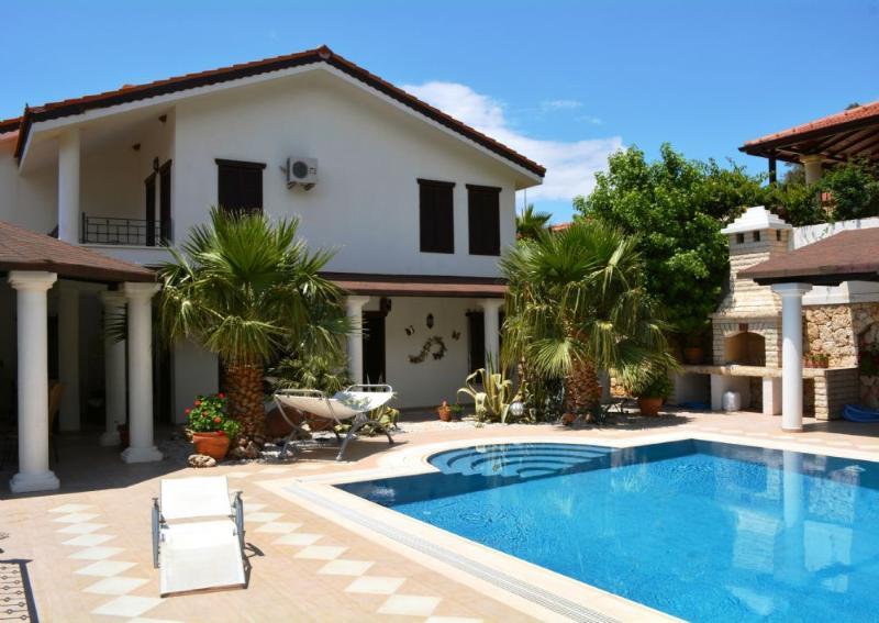 La Luna Villa - Image 1 - Kalkan - rentals