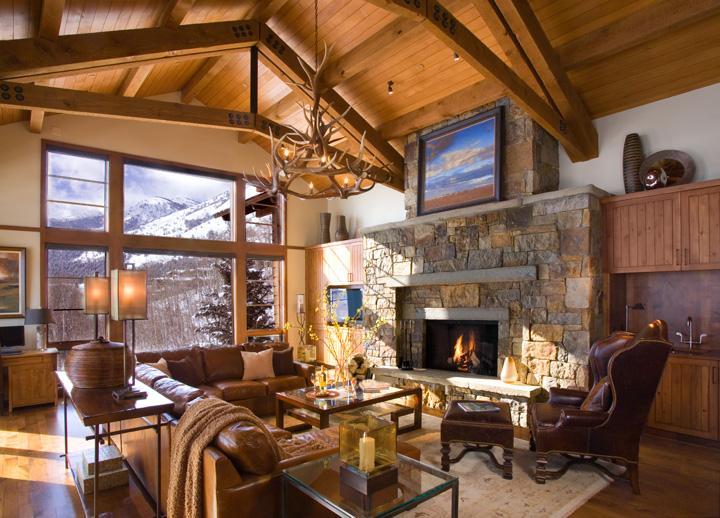 Abode Luxury Rentals Jackson Hole 3 Bedroom Home - Abode at Gray Wolf - Teton Village - rentals