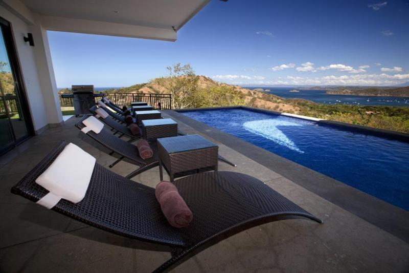 Luxurious 7 bedroom Villa   Breathtaking Views! - Image 1 - Playa Ocotal - rentals