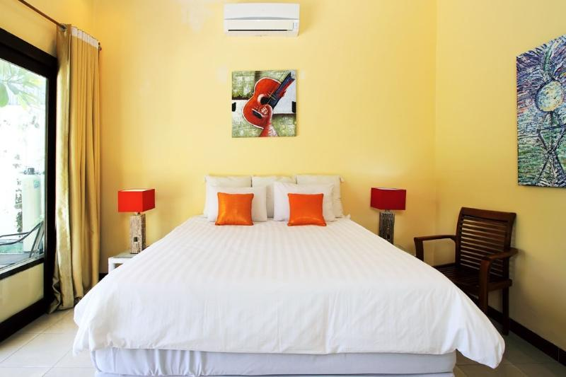Promo 40$/ night BB at studio 27 rustic room style - Image 1 - Denpasar - rentals
