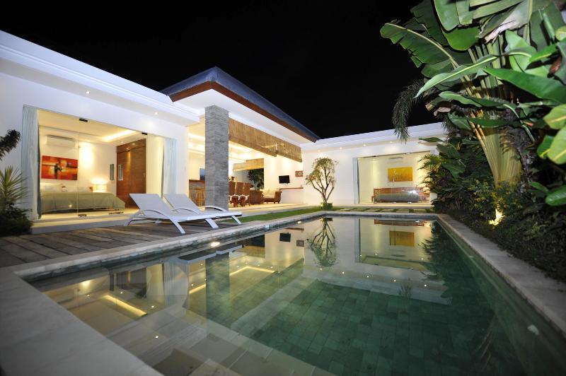 #B3 Exotic and Comfy Nest Villa Seminyak 2BR - Image 1 - Seminyak - rentals
