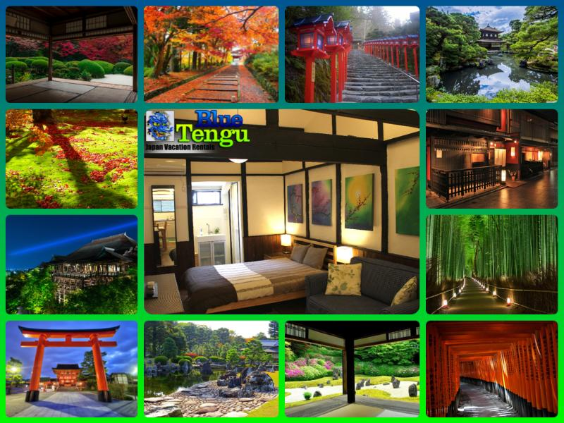 Blue Tengu Sanjusangendo: The perfect base for sightseeing in Kyoto. - Blue Tengu Sanjusangendo Townhouse - Kyoto - rentals