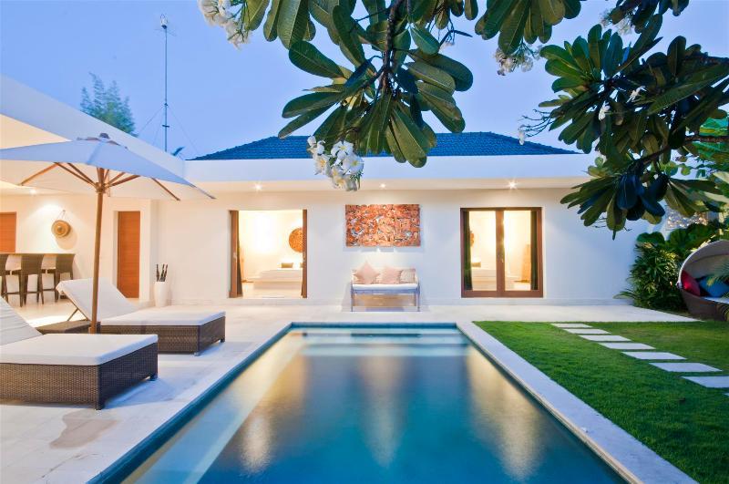 2 Bedroom -Villa Umah Kupu Kupu - Central Seminyak - Image 1 - Seminyak - rentals