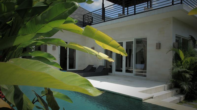 Villa Jumah Santanu on Jalan Bisma - Image 1 - Ubud - rentals