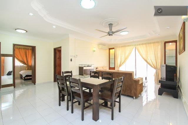 Sea View Nice Fitted Codo By The Beach, Huge Pool - Image 1 - Batu Ferringhi - rentals