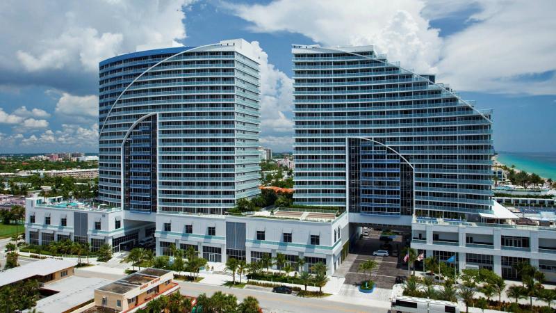 W Ft Lauderdale 1 Bdrm Oceanview Balcony + Parking - Image 1 - Fort Lauderdale - rentals