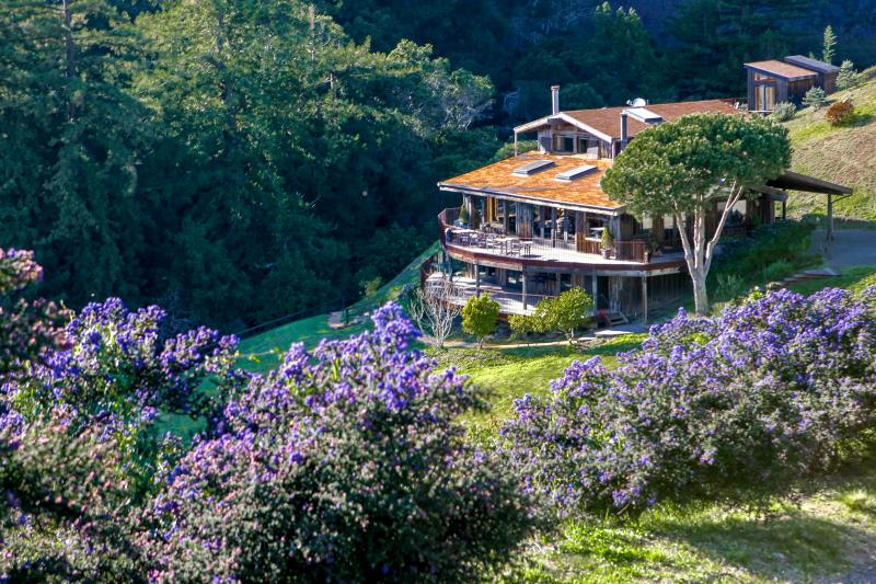Big Sur Residence | Clear Ridge Redwood Retreat - Image 1 - Big Sur - rentals