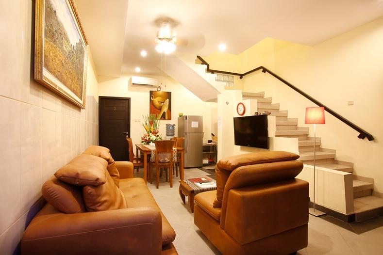 Lounge Family - HIDDEN GARDEN VILLA #6 LEGIAN Safe & Secure with u - Legian - rentals