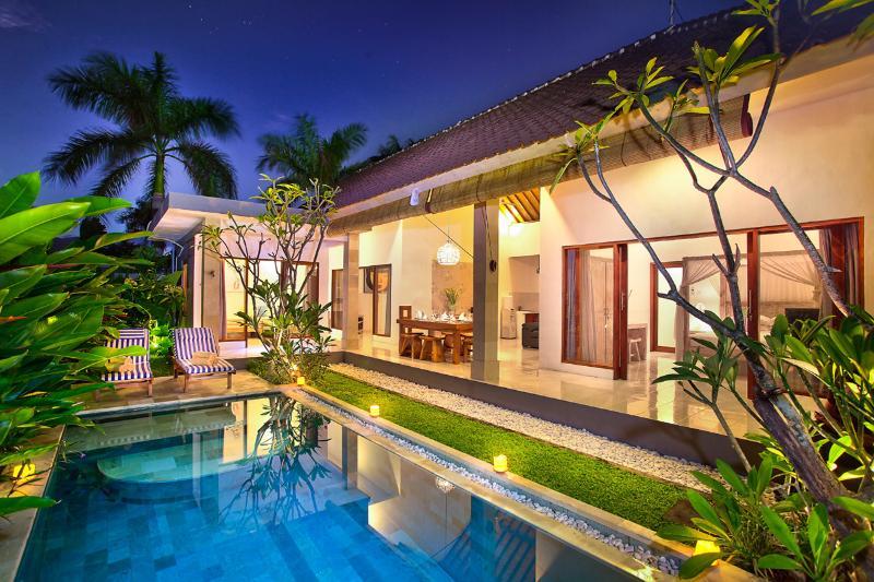 VILLA SAUDARA 2 - PRIME LOCALE, ONLY 75M TO BEACH - Image 1 - Denpasar - rentals