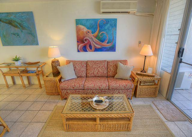 FALL SPECIALS! One-Bedroom Beautiful Condo with an Unbeatable Ocean View - Image 1 - Kihei - rentals