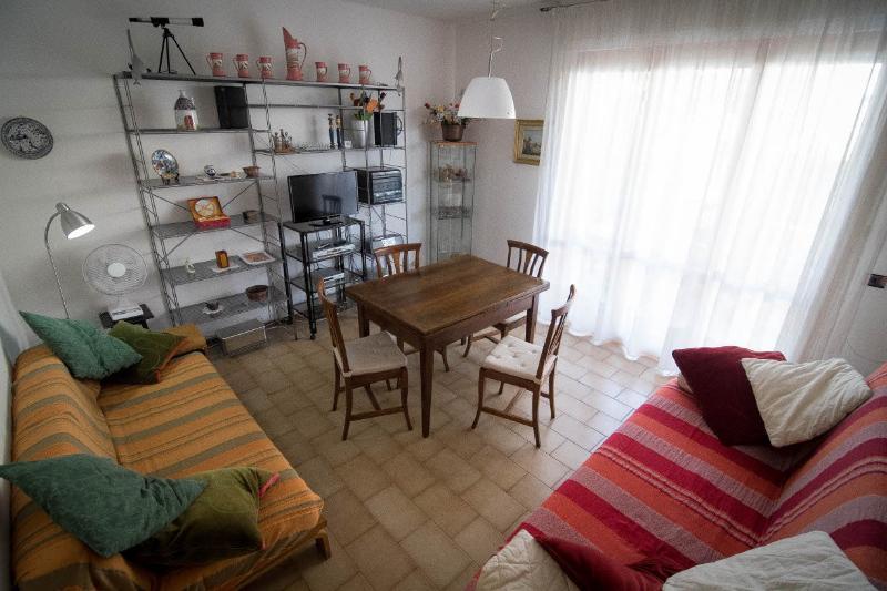 living room - holiday house Torre del Lago (Viareggio, Lucca) - Torre del Lago Puccini - rentals